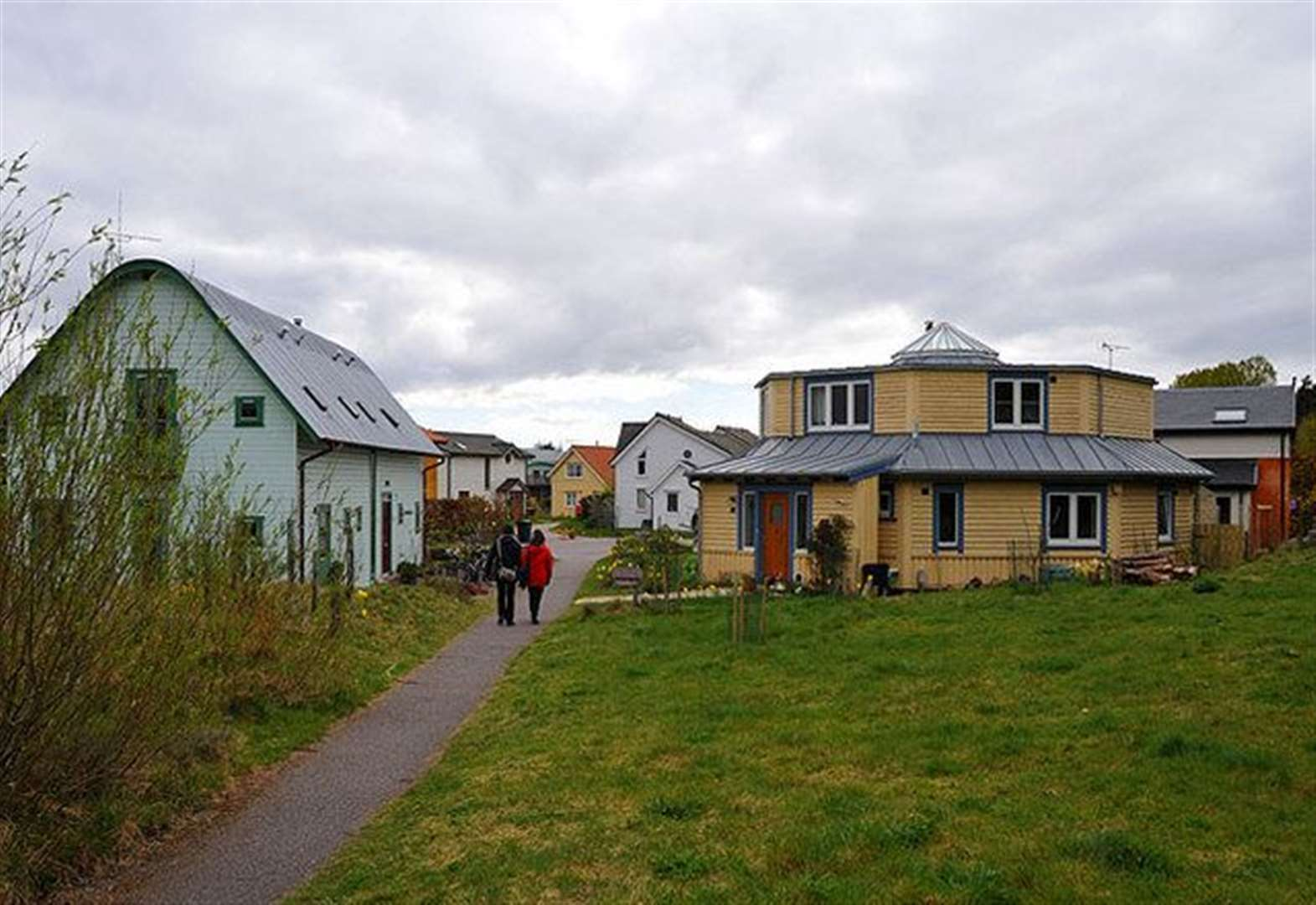 Findhorn eco village gets go-ahead to expand