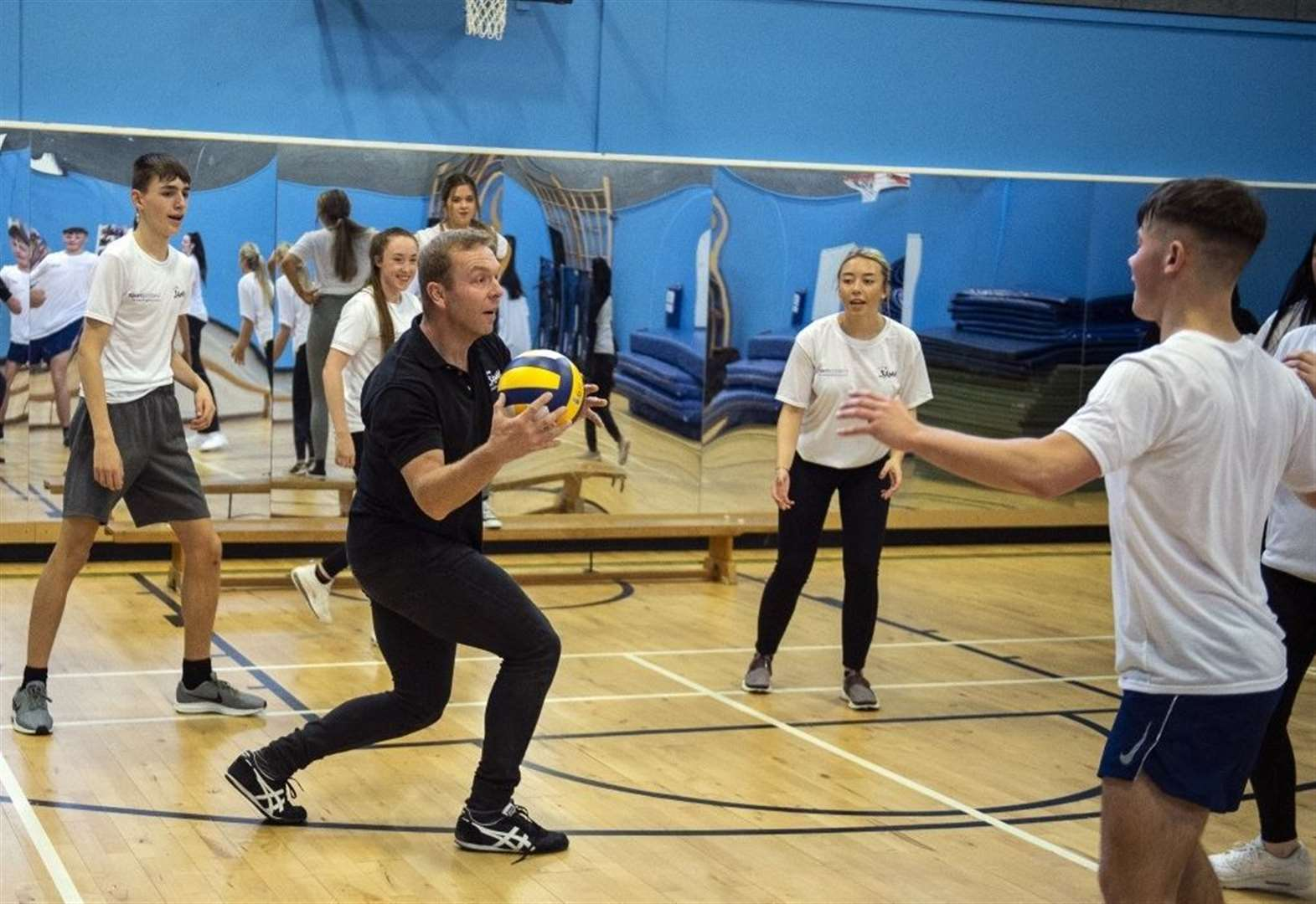 New Active Schools partnership will support Aberdeenshire pupils