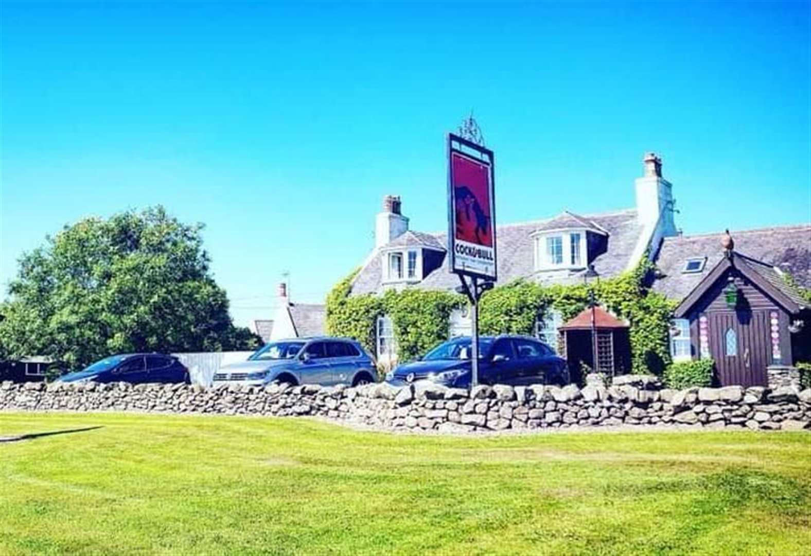 Balmedie restaurant Cock and Bull up for sale