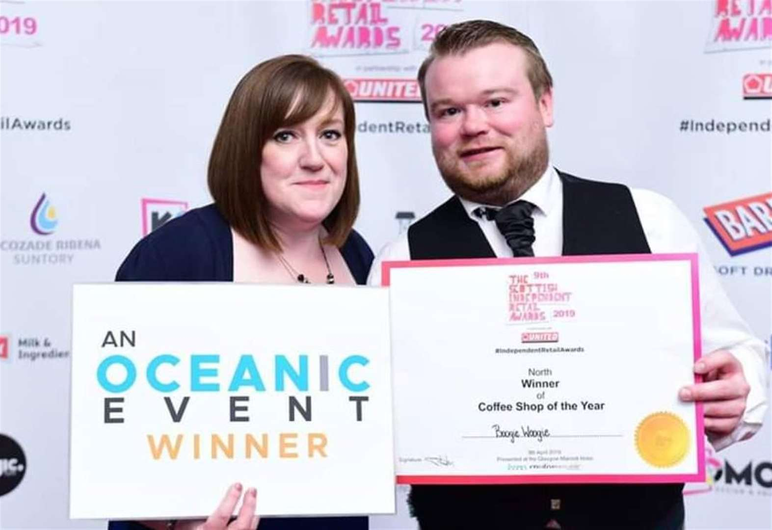 National award win for Keith business