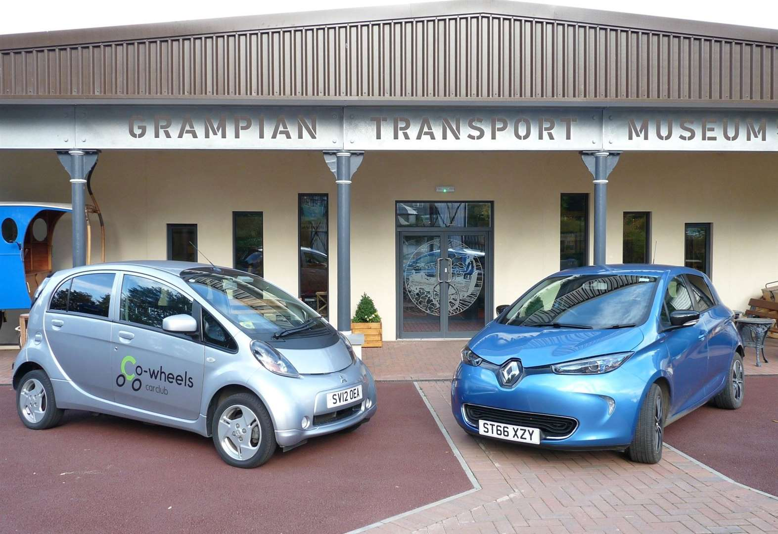 Museum Probes the Future with Electric Vehicle Expo