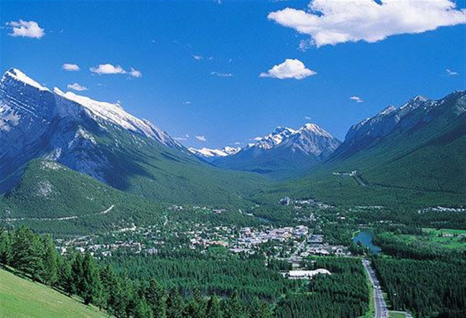 A TWINNING bid by Banff to team up with their Canadian namesake town has took a step forward.