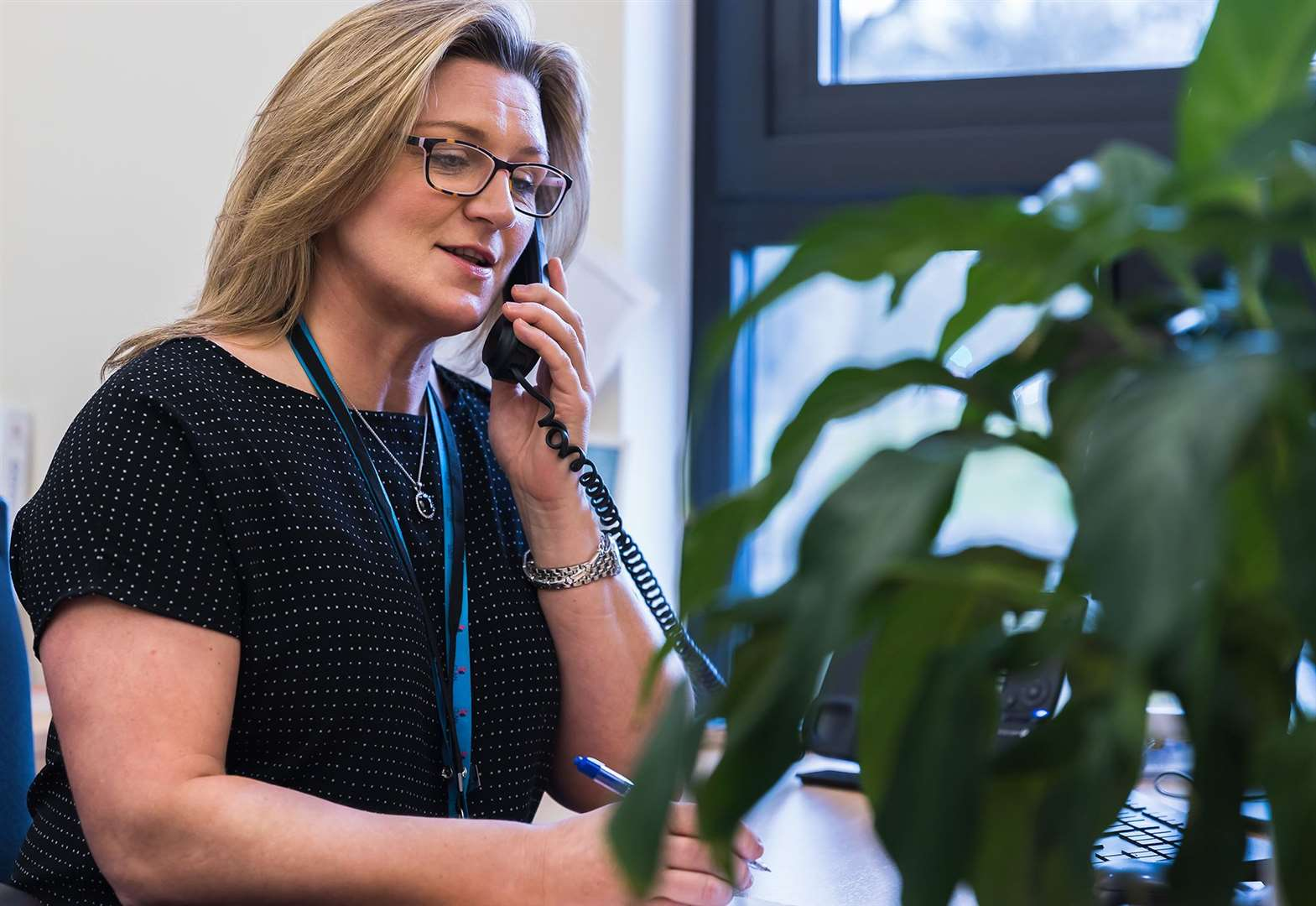 Huge uptake in cancer support telephone service