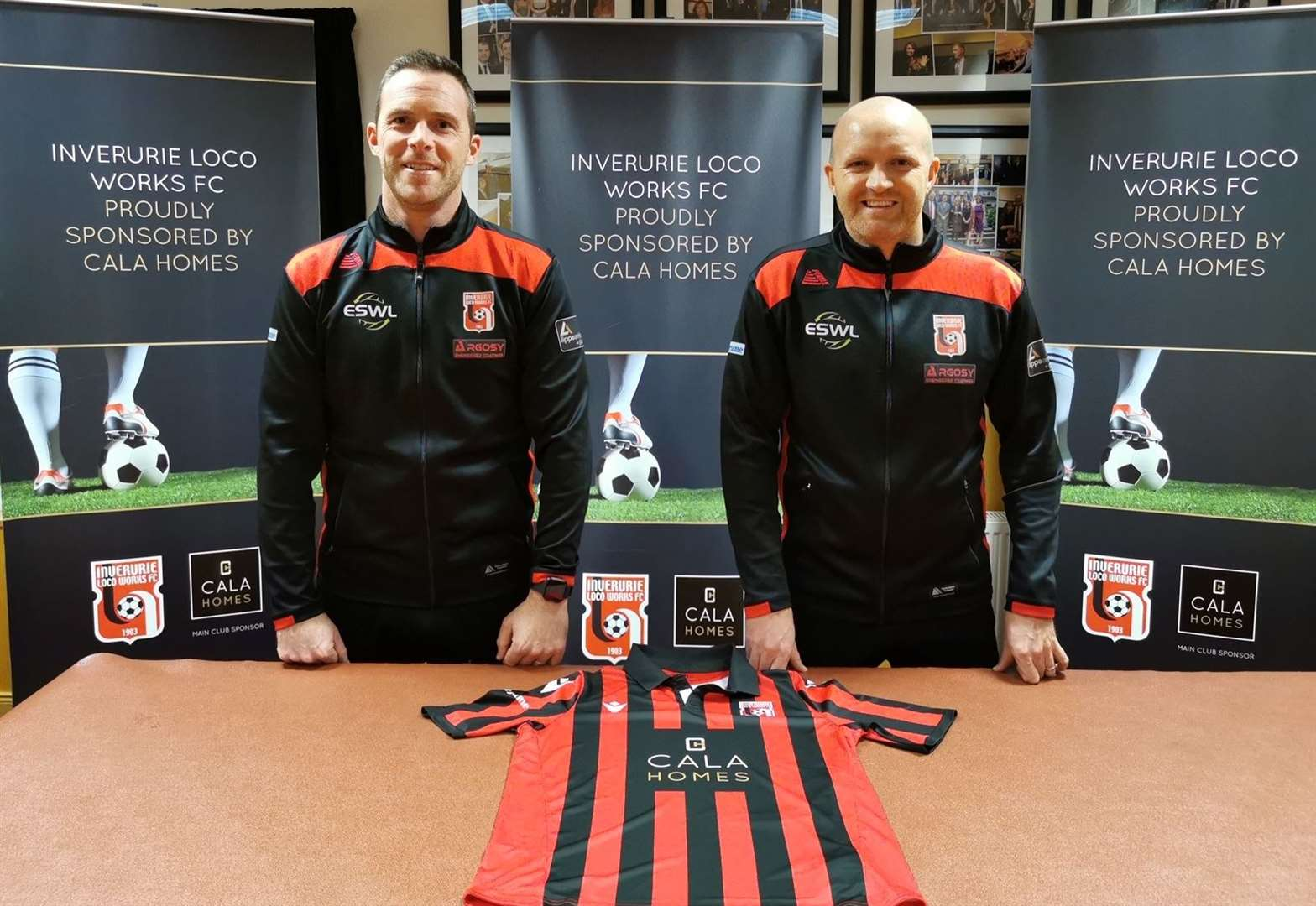 Locos unveil Andy Low as new manager