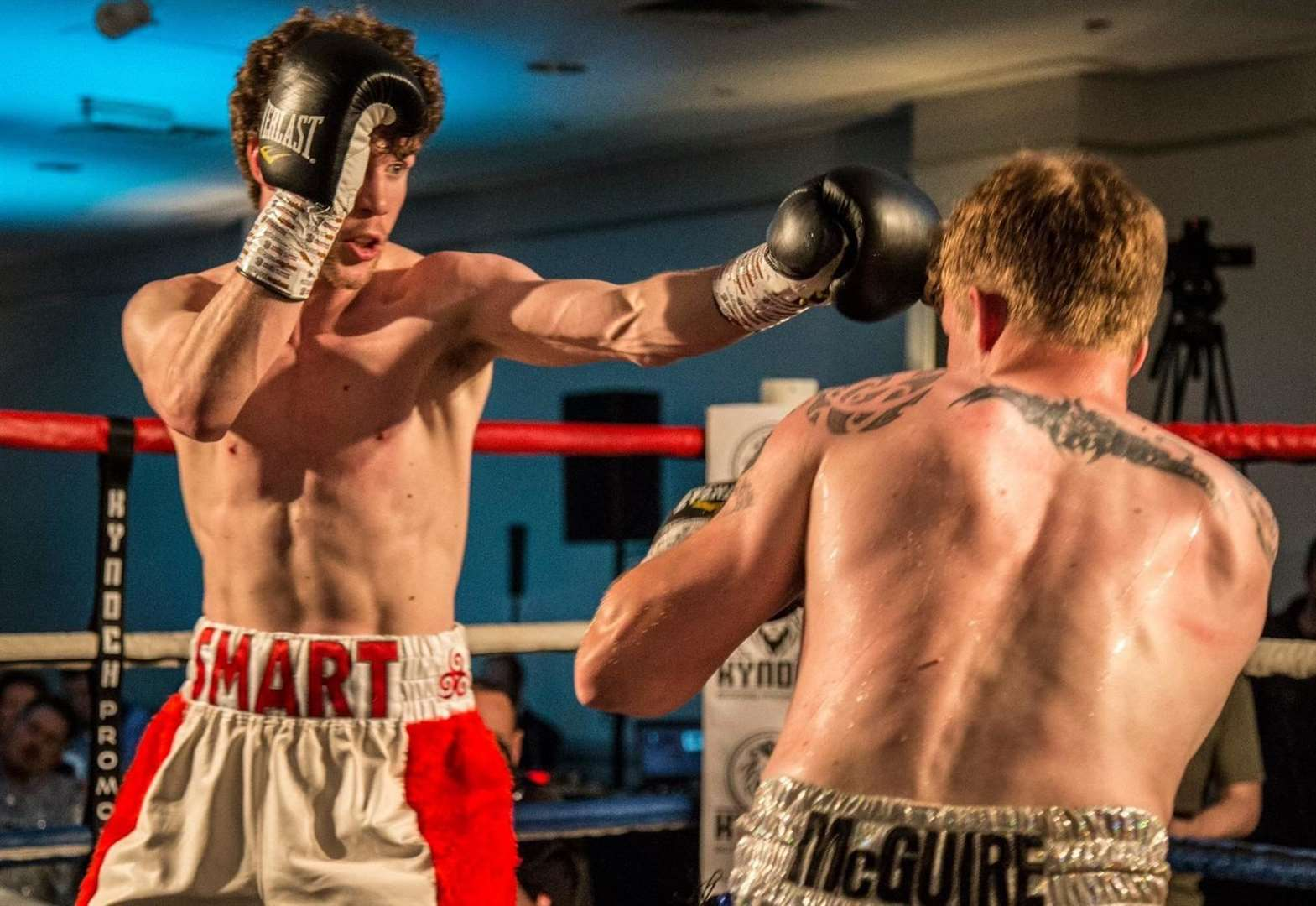 Smart move for Elgin pro fight night