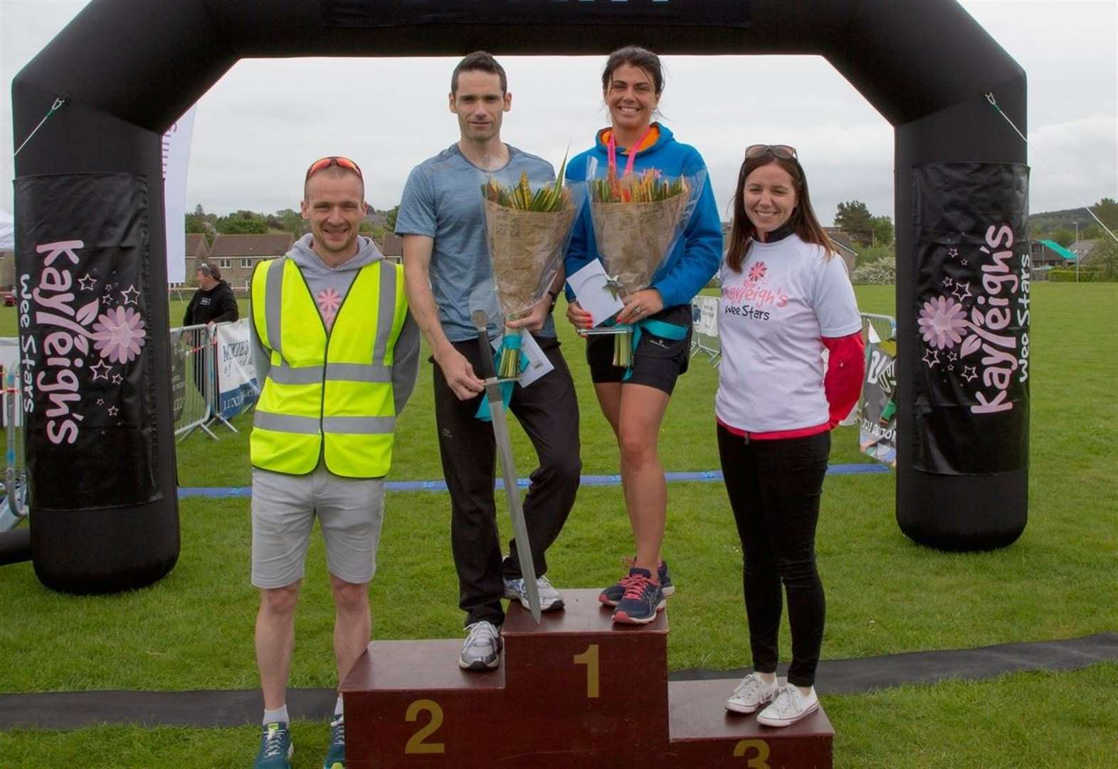 Entry open for Oldmeldrum charity run