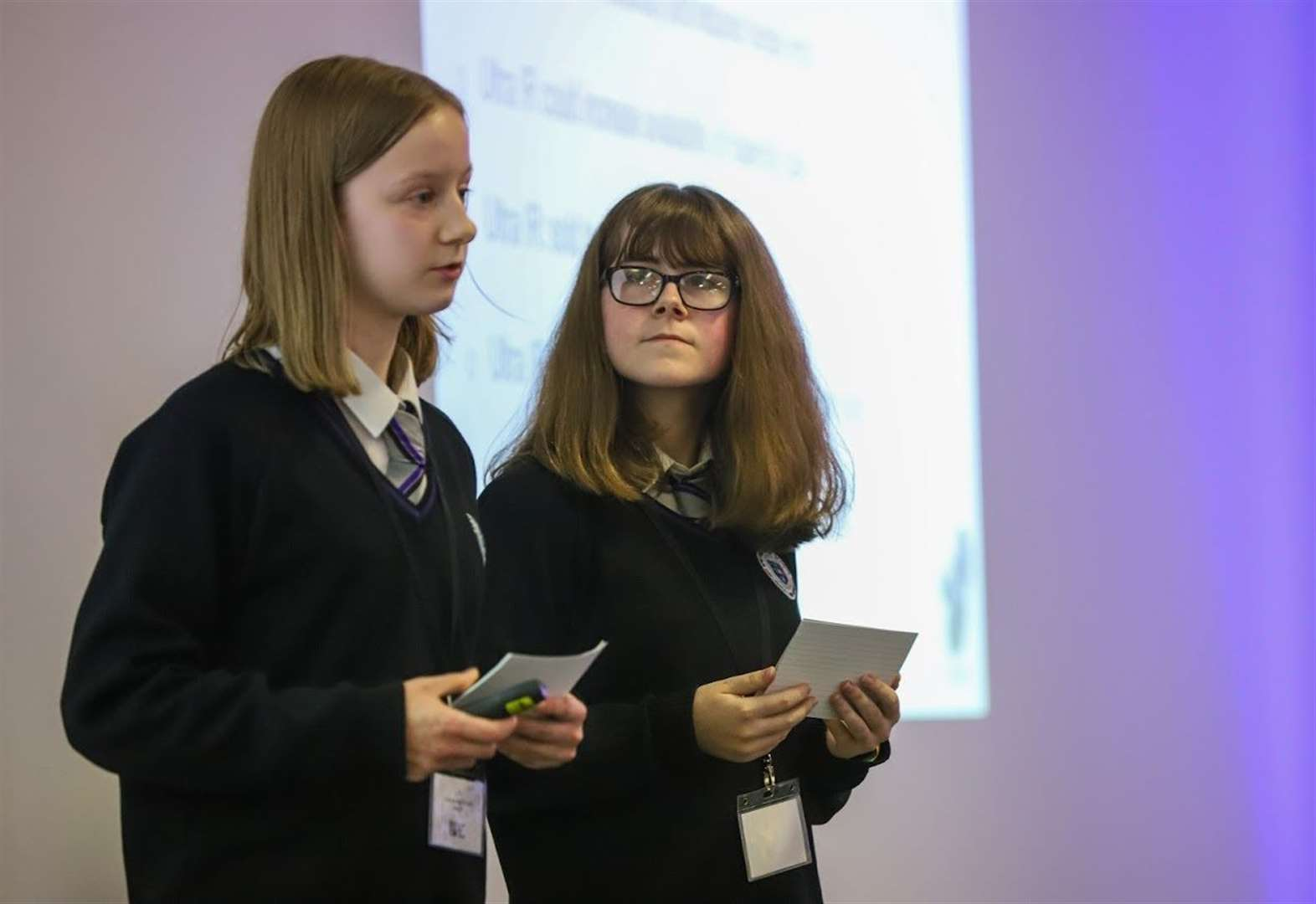 Moray girls beat 26,000 teenagers to win UK technology contest