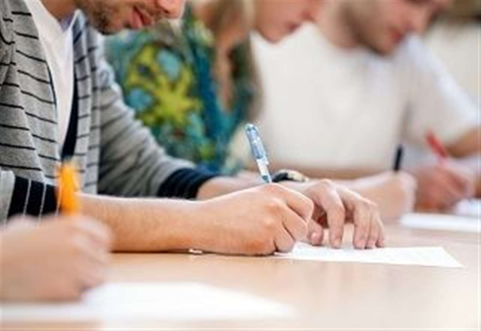Aberdeenshire exam results see improvements across year groups