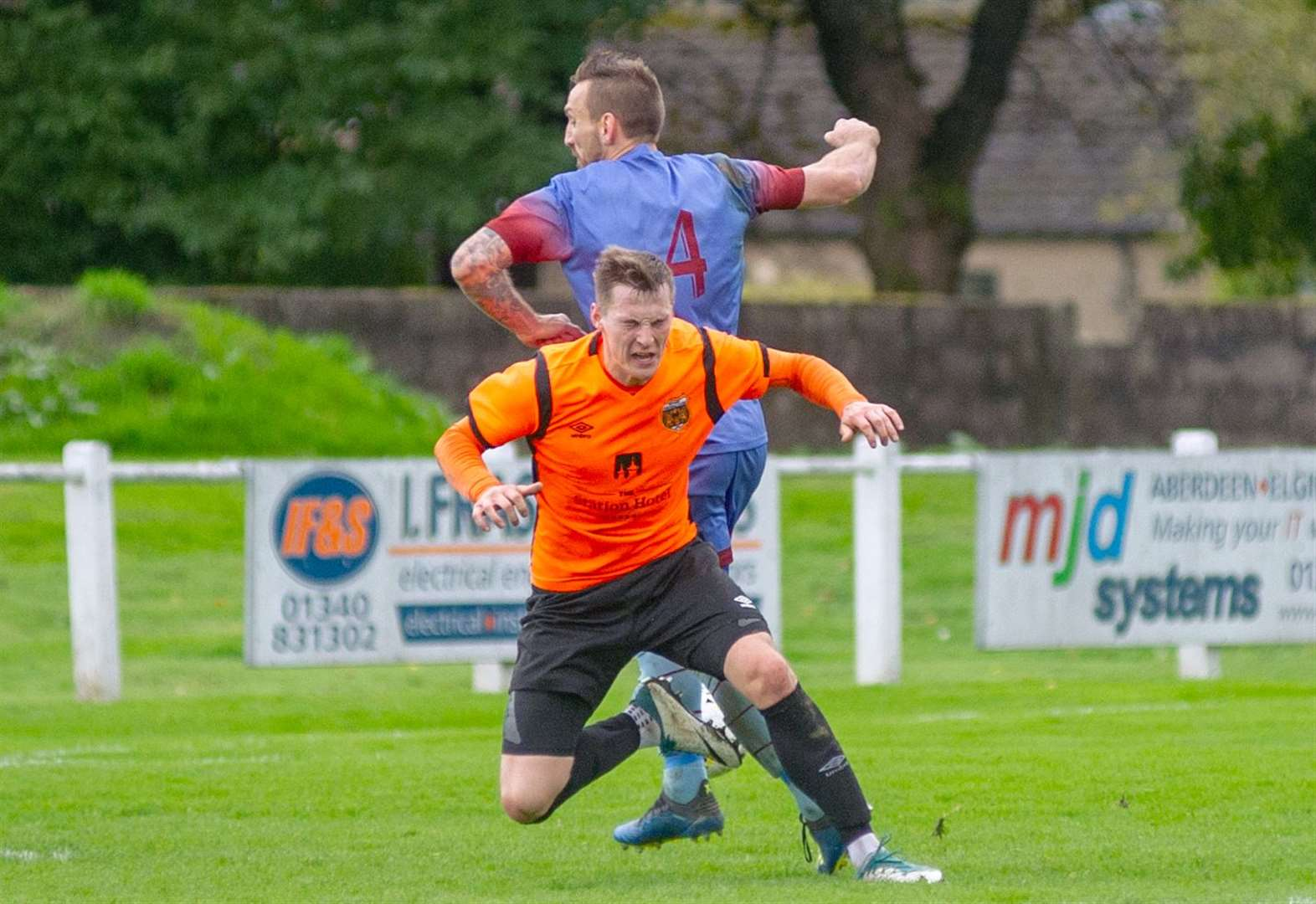 Rothes are ready for Locos clash