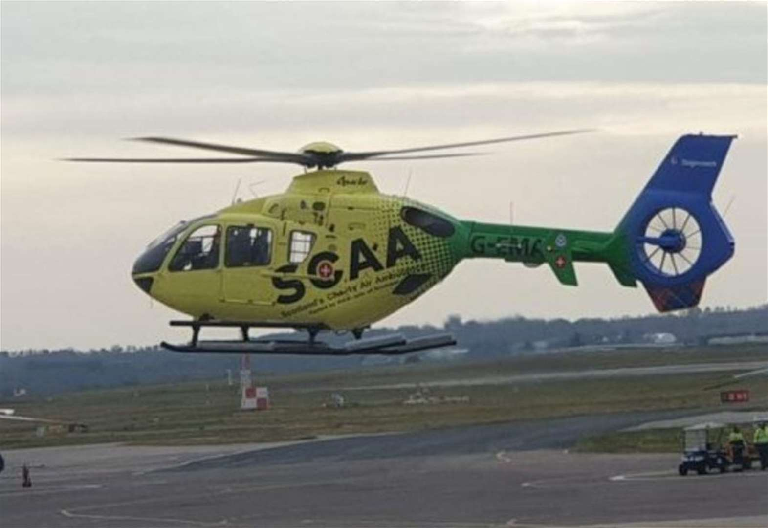 Helimed79 to enter active service on Friday.
