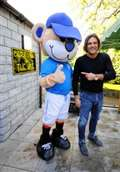 Marco Negri visits Keith