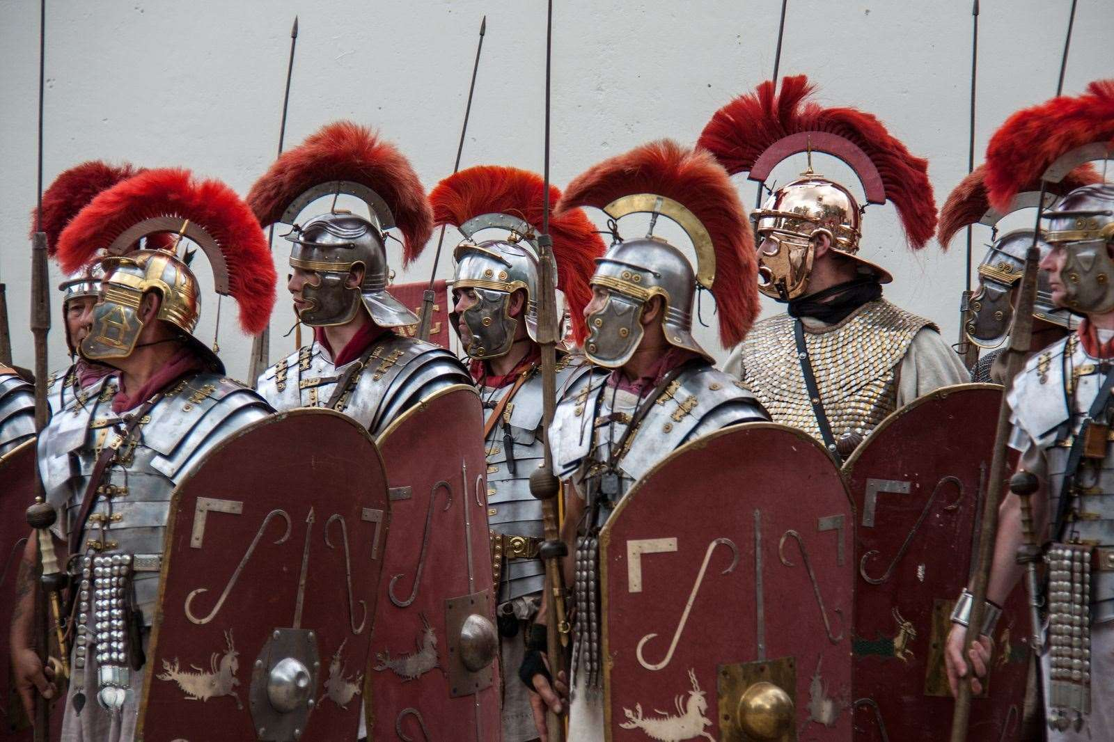 When the Romans tried to conquer Moray
