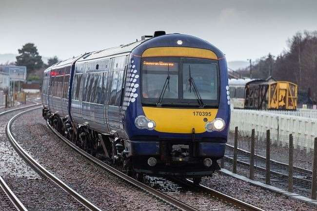 ScotRail services will be hit on six consecutive Sundays.