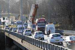 The new section will take account of the Fochabers bridge bottleneck.