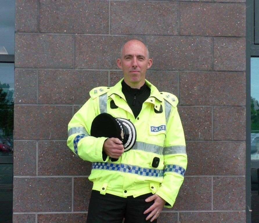 North-east police divisional commander chief superintendent George Macdonald.