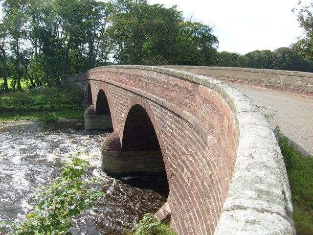 The Deveron Bridge will be closed to traffic on Friday morning