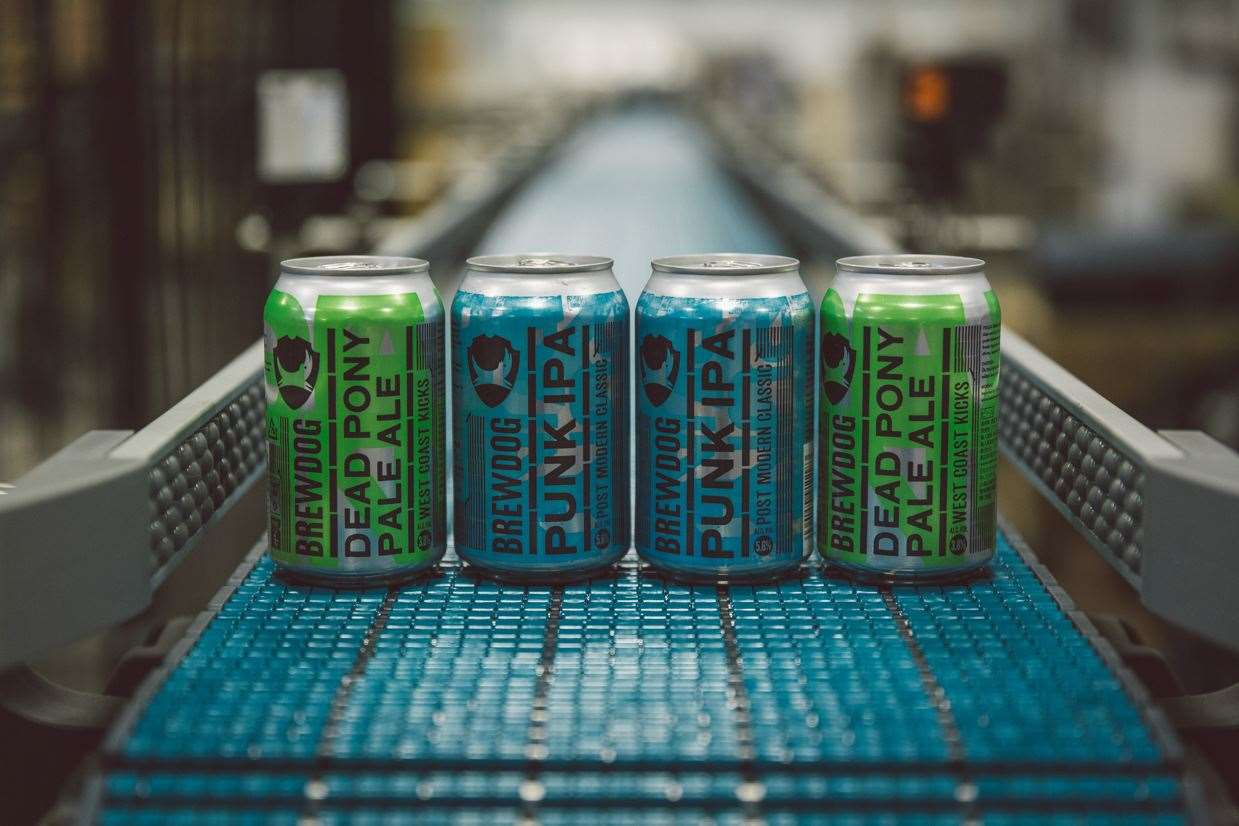 Brewdog are the subjects of the latest edition of the BBC's Food Programme.