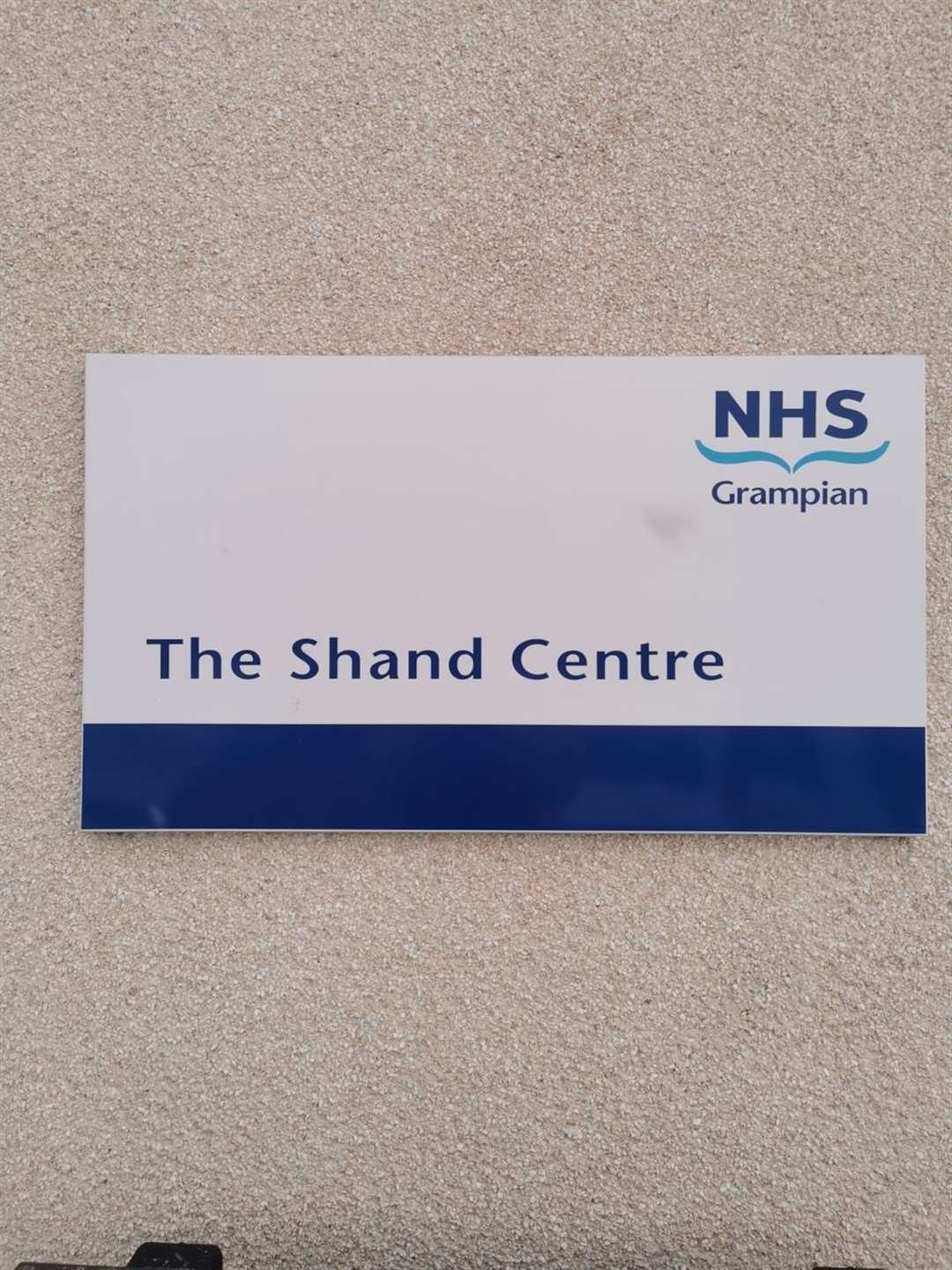 The Shand Centre in Dufftown.