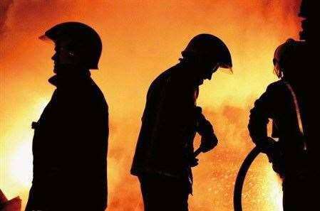 Fire fighters have been called out to less house fires for the fifth year running.