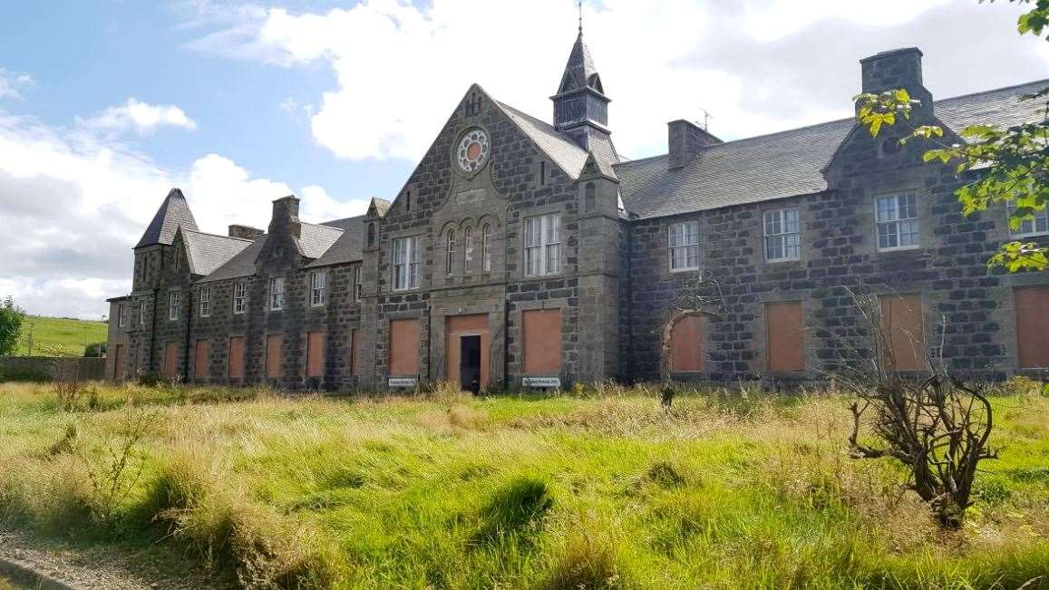 Maud Hospital is currently in the process of redevelopment work which was given the go ahead recently.