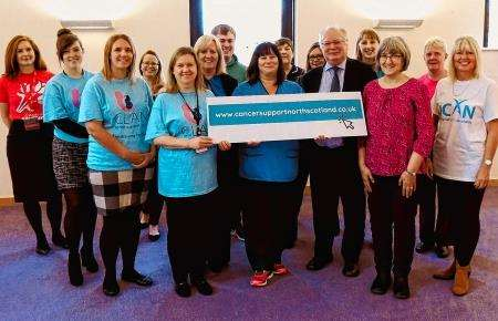 Cancer Support North Scotland, Grampian Cancer Partnership Group, Cancer, NHS Grampian, NHS