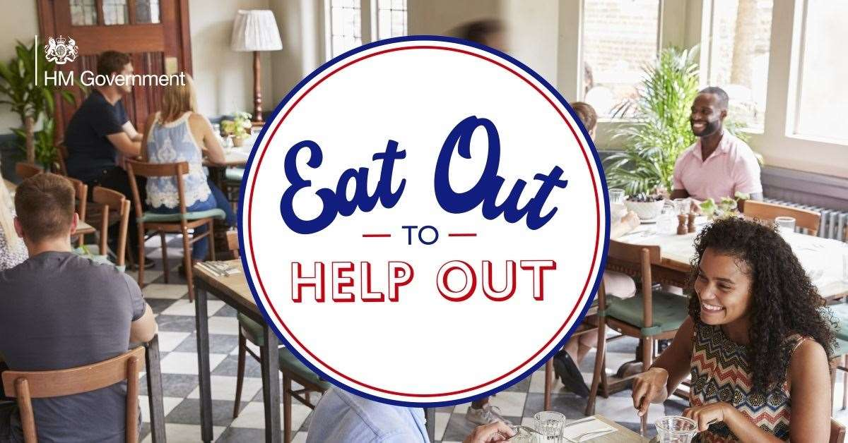 Eat Out to Help Out discount scheme launches