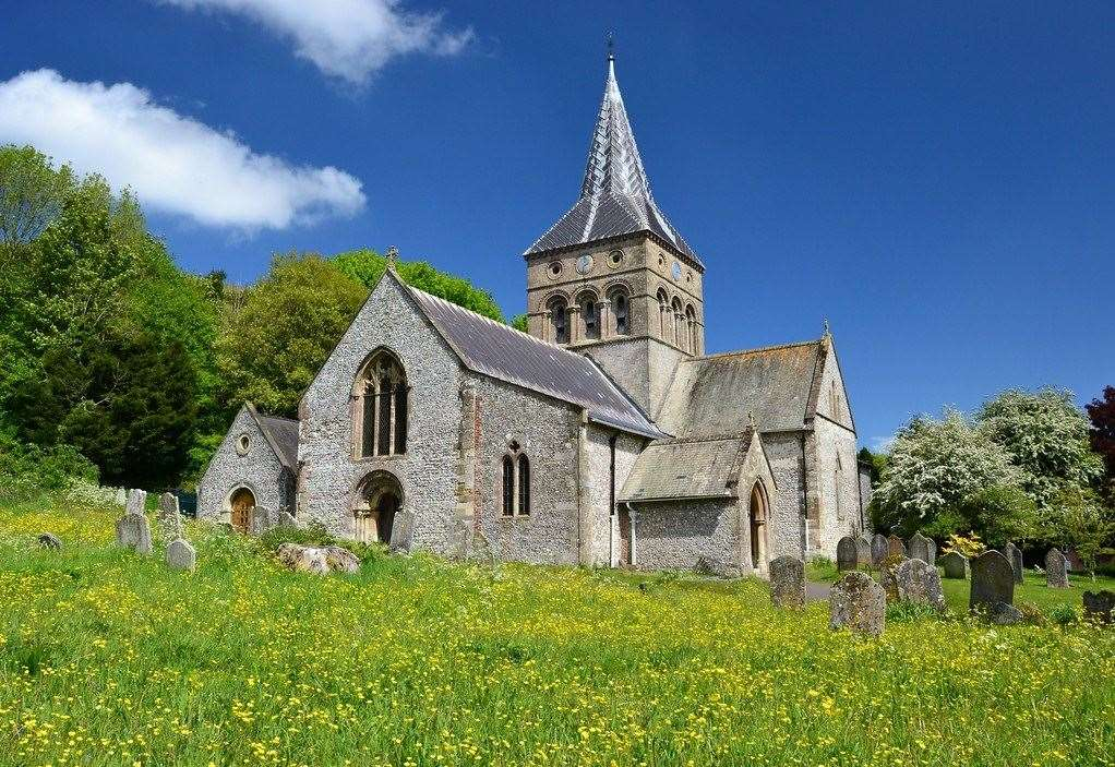 The nature count will gather information on wildlife in churchyards.