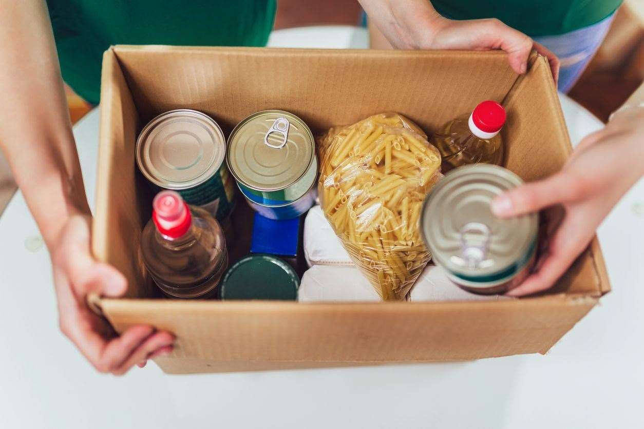 Scottish Tech Army are helping Scotland's foodbanks go online.